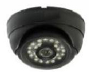 IR Dome 420 TVL Camera