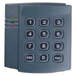 Entry/Exit Readers with Keypad