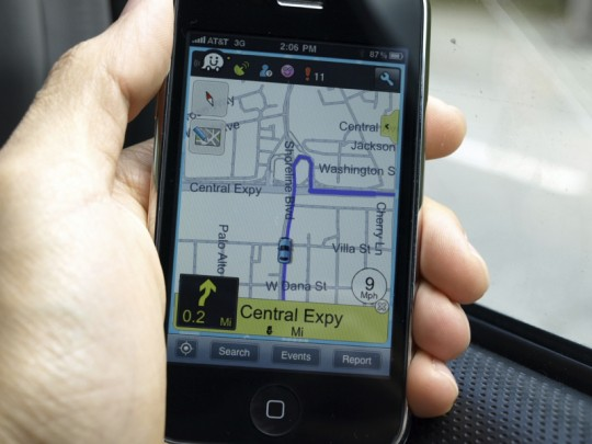 GPS traker By Mobile