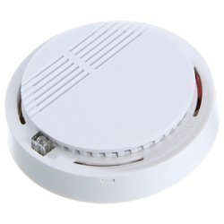 Smoke Detector Standalone Battery Operated