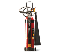 C02 Type Fire Extinguisher