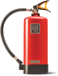 HCFC 123 Clean Agent Based Fire Extinguisher