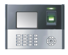 Fingerprint + RFID TA System With Access Control And GPRS