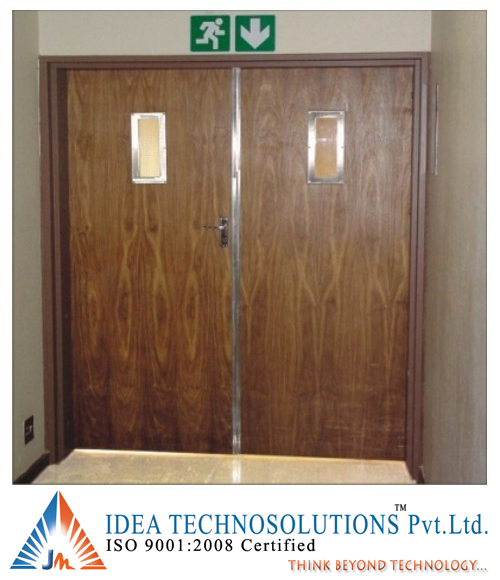 Wooden Fire Rated Door