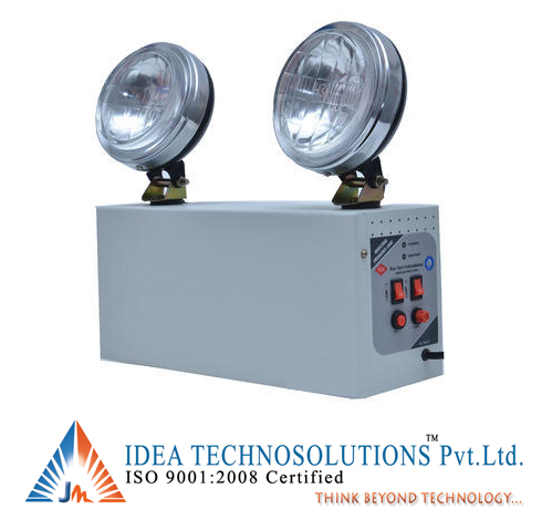 Emergency Light Halogen