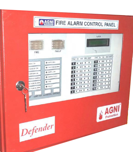 Defender(10 to 40 zones) Fire Alarm Panel