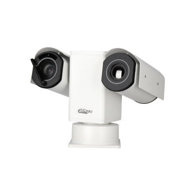 Thermal Network Mobile Hybrid Pan & Tilt Camera