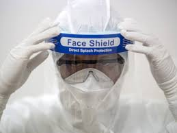 Covid-19 Coronavirus Face Shield Mask Manufacturer